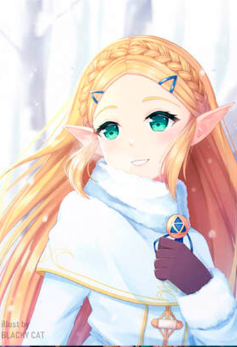 princess-zelda